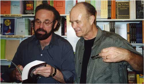 Book & Kurtwood Smith