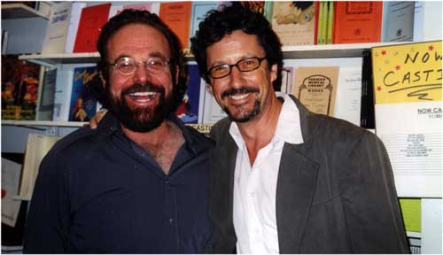 Book & Charles Shaughnessy