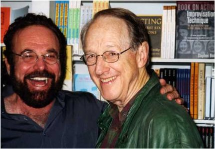 Book & William Schallert